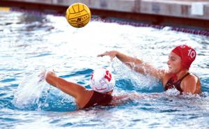 Flames' hot start extinguished in girls water polo loss to Troubadours