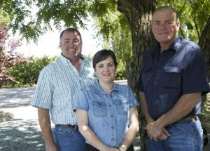 Thornton family balances agriculture, community service