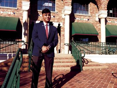 Political newcomer Shakir Khan ready to tackle challenges on Lodi's Eastside