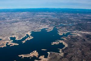 Dwindling water supply