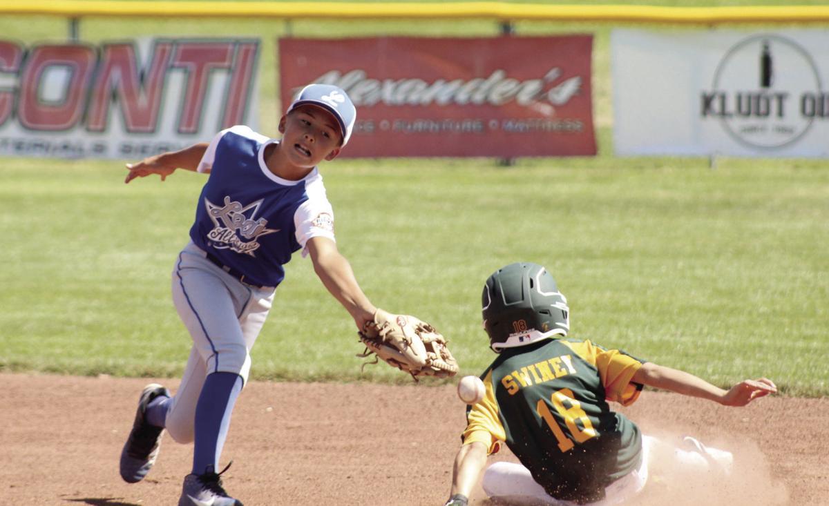 Cal Ripken All-Star baseball: Bats silent for Lodi in tough loss