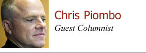 Chris Piombo: Stirring up memories of parenthood
