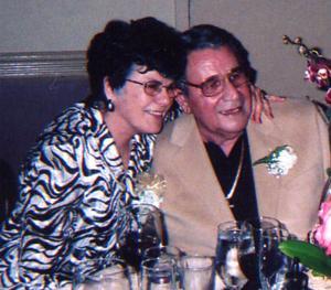 Sebastian and Patricia Bortolotto celebrate 50th anniversary