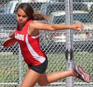 Track and field: Caity and Carlie Buchanan a twin bill on the track