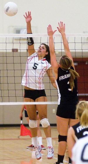 Lodi's Emily McConahey named top defensive player after Flames defend title
