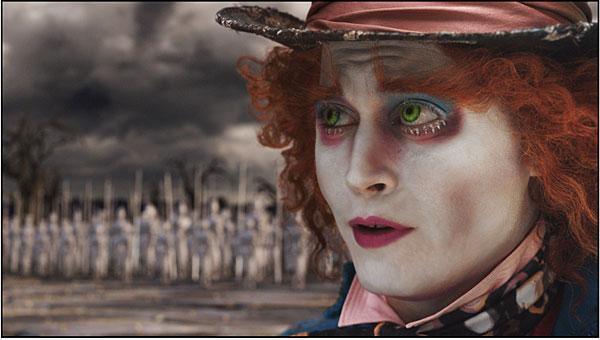 Burton's wondrous 'Alice' more sequel than remake