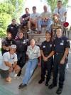 'Hi Mike' gets lots of response at Lodi Fire Department