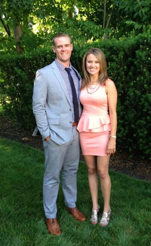 Brian Kimsey and Jackie Fuhrman were engaged in Italy