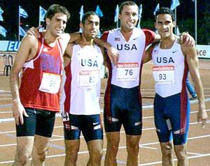 Former Lodi High track, cross country star Jeff Merrill competes in 'Jewish Olympics' in Israel