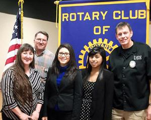 Lodi Rotary Club announces 2013 speech contest winners