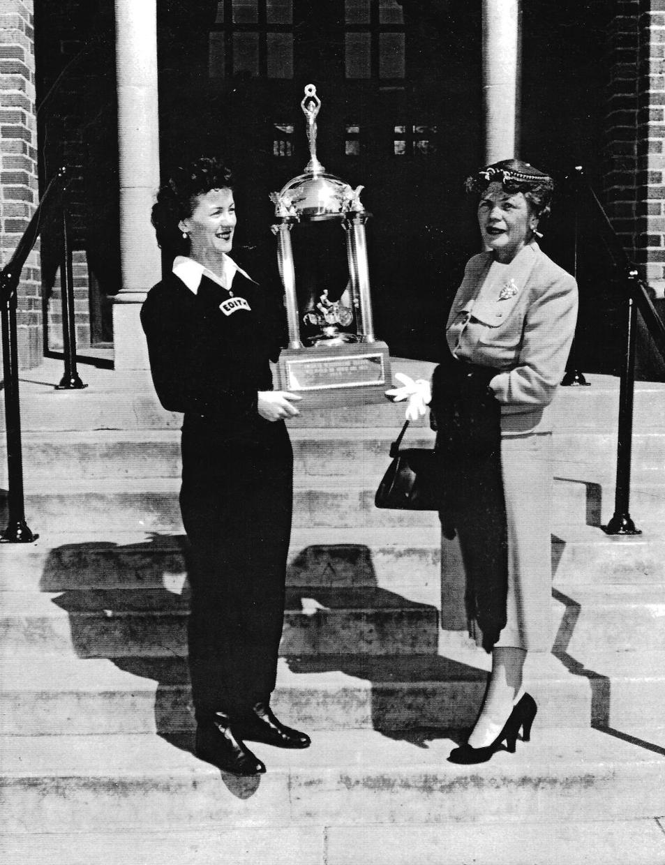 Mabel Richey, Lodi's first woman on the city council