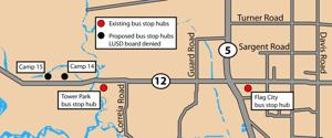 Bus stop consolidation saves Lodi Unified School District $13,000 a year