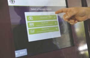 Lodi's new kiosks a hit with customers