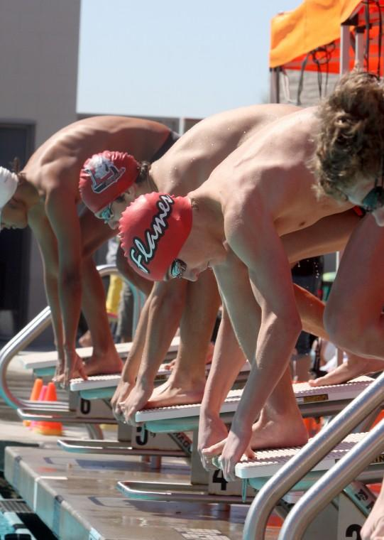 San Joaquin Athletic Association swimming trials