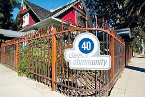 Churches unite for community projects