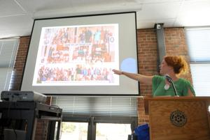 Woman thanks Lodi Rotary for helping Ethiopian orphanage