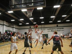 Boys basketball: Hawks getting into rhythm