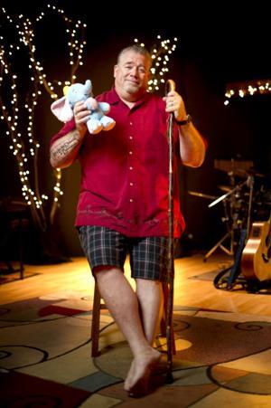 Galt's Tim Stevenson: He's hardly your average pastor