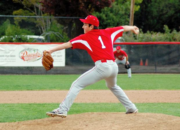 Baseball: Flames' Eric Chen torches the Trojans