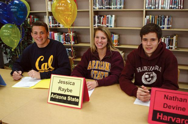 Lodi High School athletes commit to colleges on National Signing Day