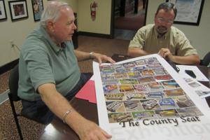 Public Art Advisory Board discusses decorative benches for Lodi