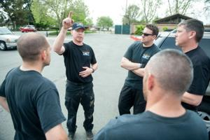 Intense training camp prepares Lodi SWAT team members physically, mentally