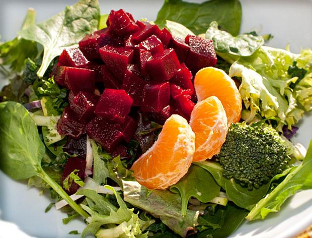 Add beets to your diet to help keep your heartbeat healthy