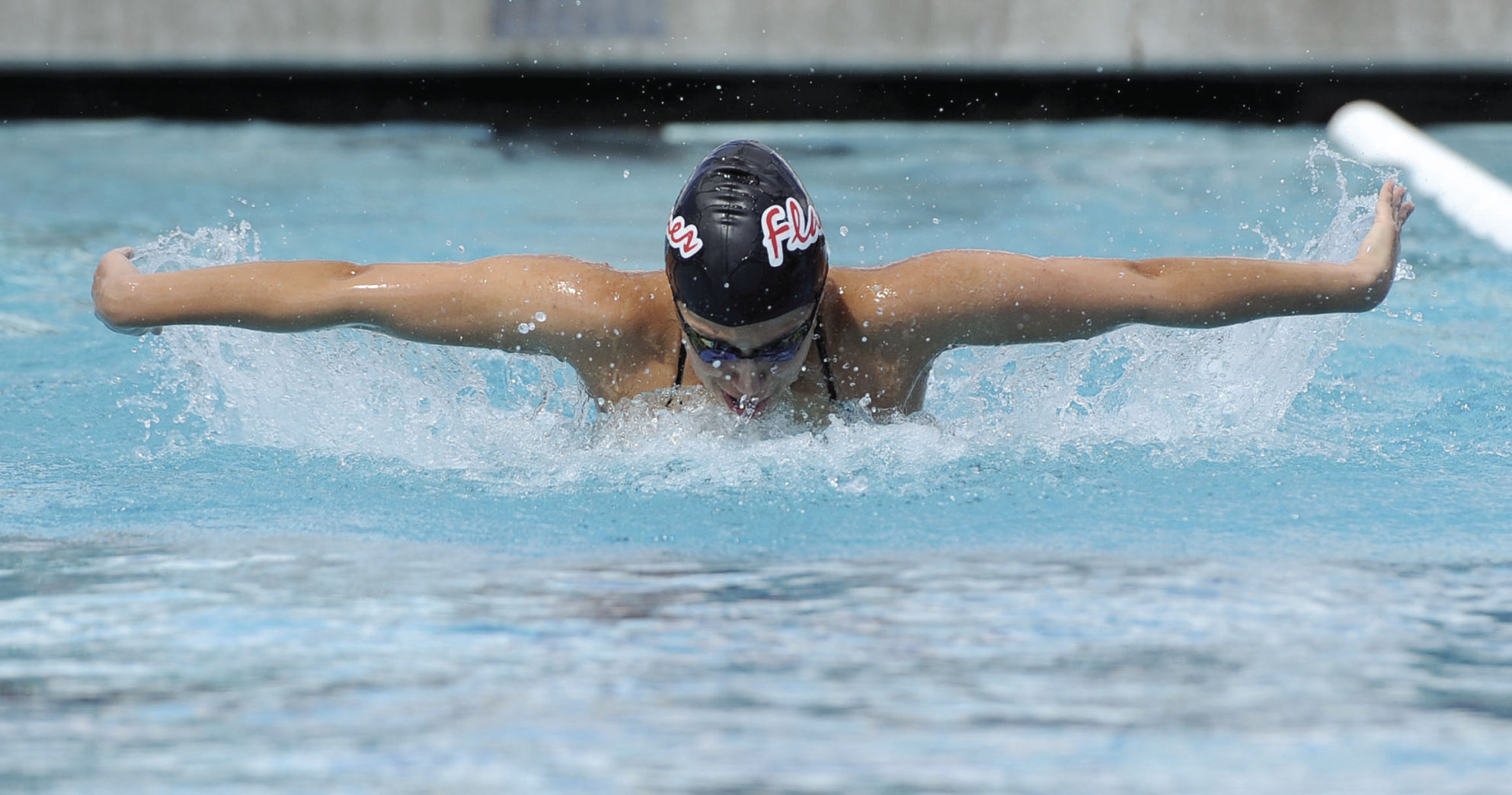 TCAL Swimming Championships Flames Tigers make a