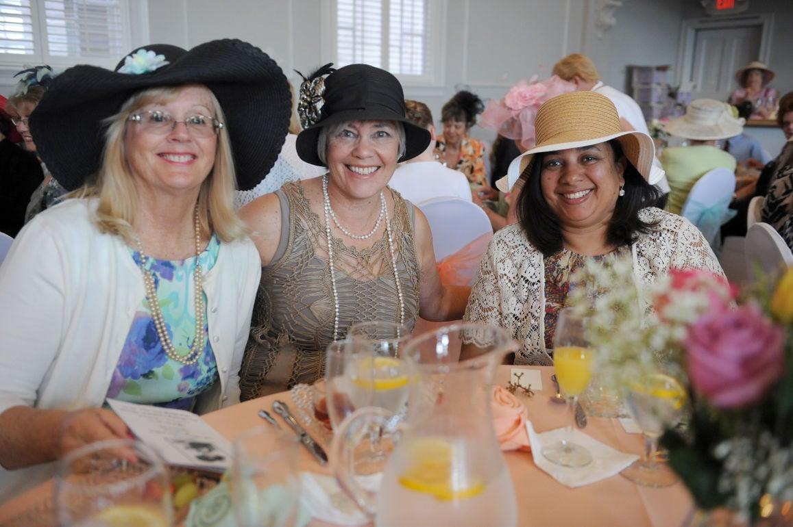 Lodi Woman's Club fifth annual Victorian tea