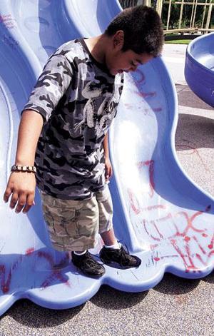 Vandalism rising at Lodi parks; costs may reach $25,000
