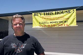Lodi couple gets creative in sluggish housing market