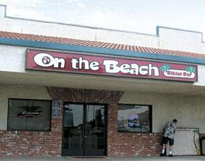Lockeford's On the Beach stops lap dances; entertainment permit denied by San Joaquin county