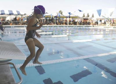 Swimming: Kids ready for a splash