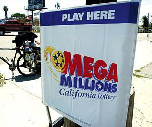 California goes Mega with new lottery game