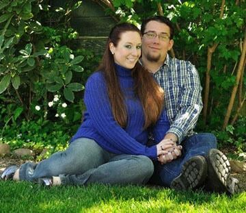 James Snyder and Karyn Gilbert married