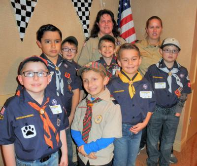Lodi Elks Lodge hosts Scouts Pinewood Derby event