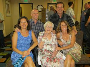 Lodi resident Cleo Manning celebrates 100th birthday with family, friends