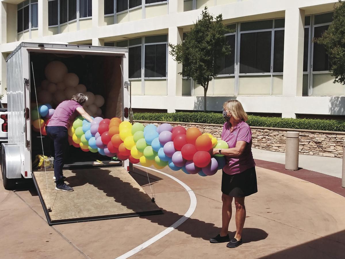 Local company donates creation to Lodi Memorial