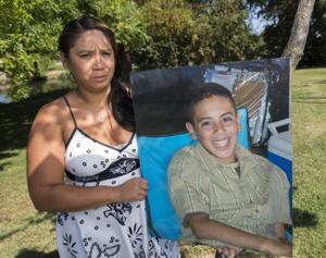 Stockton mother struggles to make sense of son's death