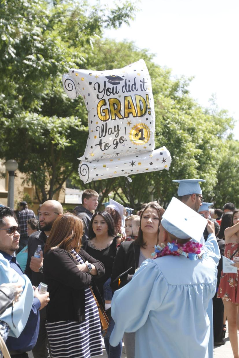 Liberty Graduation/Hutchins Street Square/May 31