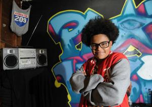 Kid on a mission: Lodi rap prodigy Bud Bud Awesome releases second album