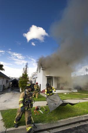 Lodi sees two fires in two blocks within 20 minutes