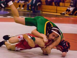 Lodi Flames don't win wrestling title, but finish with a flair