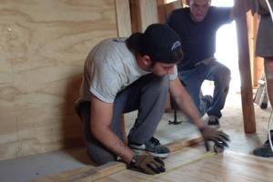 Lodi church group travels to Mexico to build a new home for a young family in need