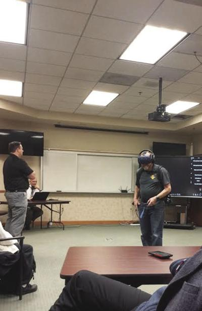 Lodi police show off virtual reality system