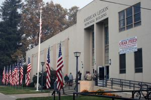 Lodi gathers to honor veterans at American Legion Hall