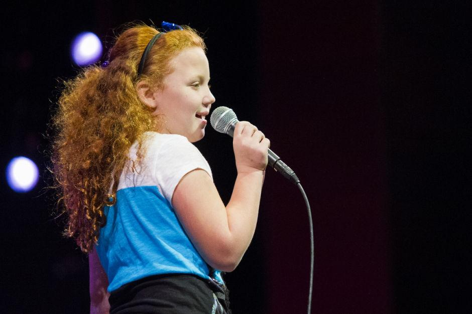 Lodi children show off their talent