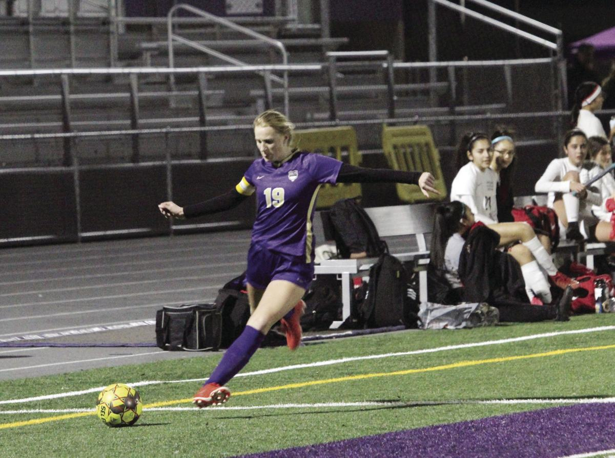 Girls soccer: Goal ends Tigers' playoff hopes