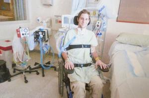 Travis Amick struggles to regain 'normal' life
