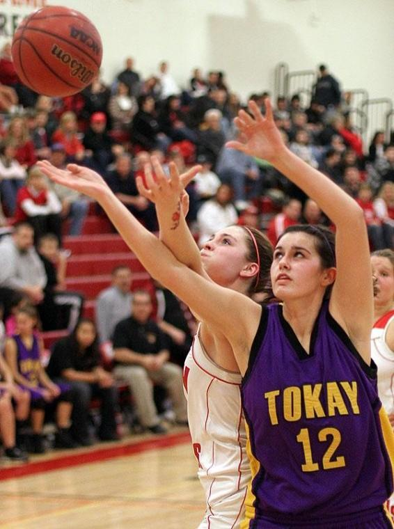 Ashley Poutre's late 3 lifts Tokay Tigers over Lodi Flames